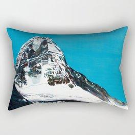 Mt. Assiniboine Rectangular Pillow