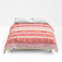 AZTEC Animal Parade Comforters