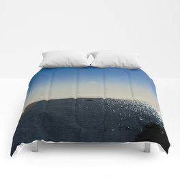 The Mediterranean At Mojacar Comforters