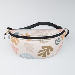 Seaweeds and sand Fanny Pack