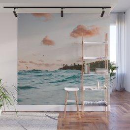 summer sunset iv Wall Mural