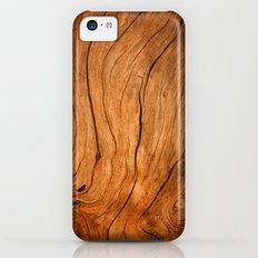 Wood Texture 99 iPhone 5c Slim Case