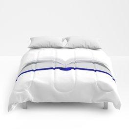 Open Book Comforters