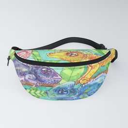 Show Up and Be Seen Fanny Pack