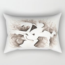 MOMENTO Rectangular Pillow
