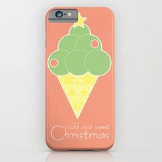 cold and sweet Christmas iPhone 6s Slim Case