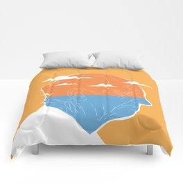 The Old Man and the Sea Comforters