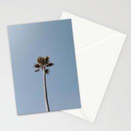 a palm tree xiv / malibu, california Stationery Cards