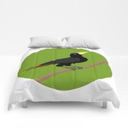 Crested Oropendola Comforters