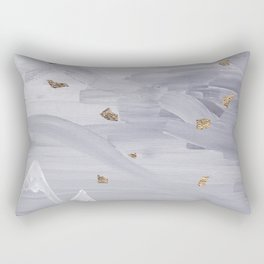 Tectonics 3 Rectangular Pillow