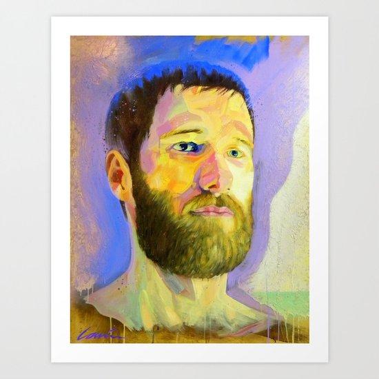M-A Art Print