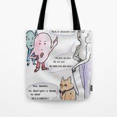 bubblers' dreams Tote Bag