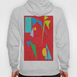 Euclid's Spider Webs Hoody