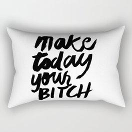 Motivation Rectangular Pillow