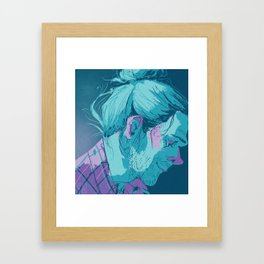 Sammy_37 Framed Art Print