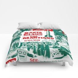 Santa Claus Conquers The Martians Comforters