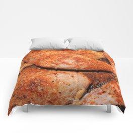 BBQ Chicken Comforters