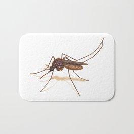 Mosquito by Lars Furtwaengler | Colored Pencil / Pastel Pencil | 2014 Bath Mat