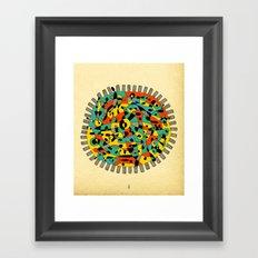 - cosmopolitan_03 - Framed Art Print