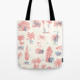 Where they Belong - Pastel Colors Tote Bag
