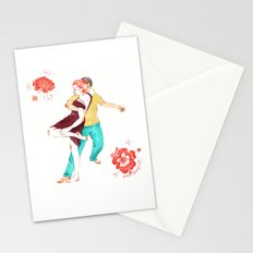 All I Do Is Dream Of You Stationery Cards
