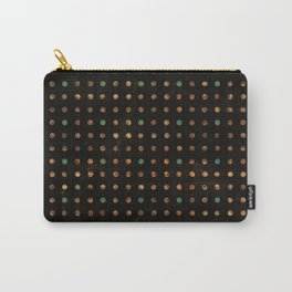 Pixel - Cool Colors Carry-All Pouch