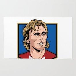 Luka Modric Rug