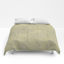 Modern Masters Metallic Plaster - Aged Gold and Silver Fox - Custom Glam Comforters