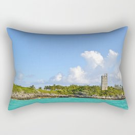 Nassau, Bahamas Rectangular Pillow