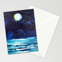 Pacifica Moon Stationery Cards