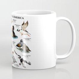 Ducks of North America Coffee Mug