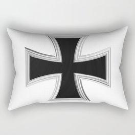 Teutonic cross Rectangular Pillow