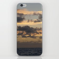 Pacific Sunset iPhone & iPod Skin