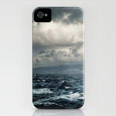 wild ocean iPhone (4, 4s) Slim Case