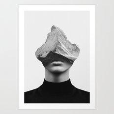 INNER STRENGTH Art Print