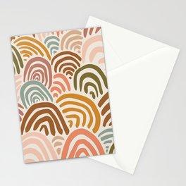 Rainbow Dreams - Vintage Stationery Cards