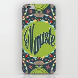 Mandala - Namaste iPhone Skin