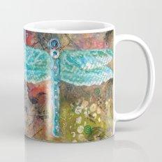 DRAGONFLY, Animal Art Mug
