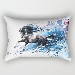 """""""Poseidon"""" Rectangular Pillow"""