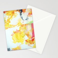 watercolor 2 Stationery Cards