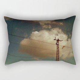 involved Rectangular Pillow