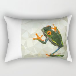 Treefrog Rectangular Pillow