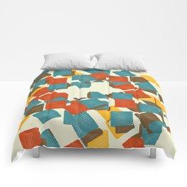 Graphic O4 Comforters