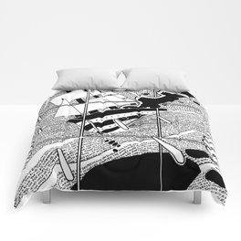 Gerald Manley Hopkins Tribute Comforters