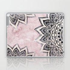 ROSE BOHO NIGHTS MANDALAS Laptop & iPad Skin