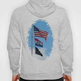 Iron County Flags Hoody