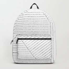 Lines Art Backpack