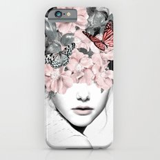 WOMAN WITH FLOWERS 10 iPhone 6s Slim Case