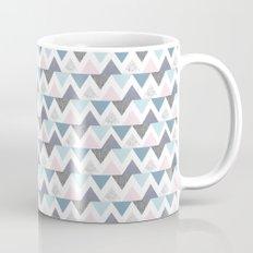 Tri Colour Two Mug