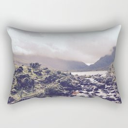 Gap of Dunloe Rectangular Pillow